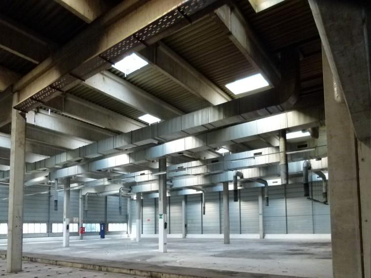 Günstige Miete - Betriebsobjekt ca. 6.300 m² im Bereich Traiskirchen - bestens für Produktion und Logistik geeignet (Objekt Nr. 050/00201)
