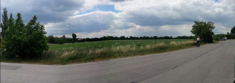 Stadtgrenze Wien - Bereich Schwechat - Betriebsbaugrundstück (Objekt Nr. 050/00946)