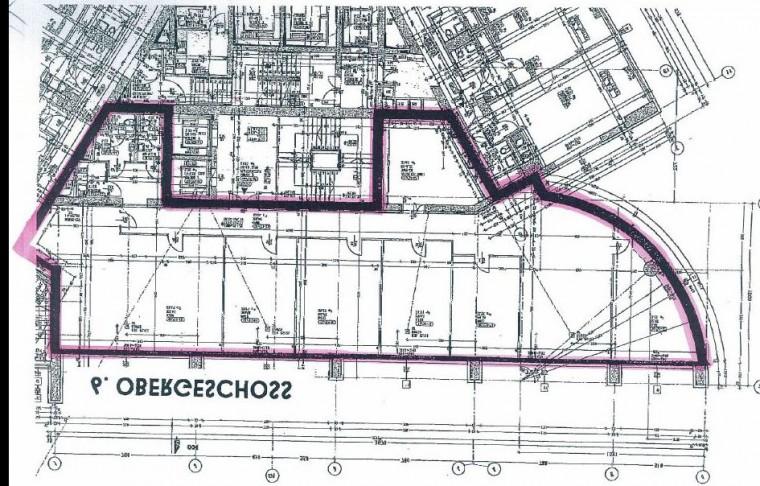 Bürofläche 1220 Wien, Wagramer Strasse - besonders verkehrsgünstig (Objekt Nr. 050/01213)