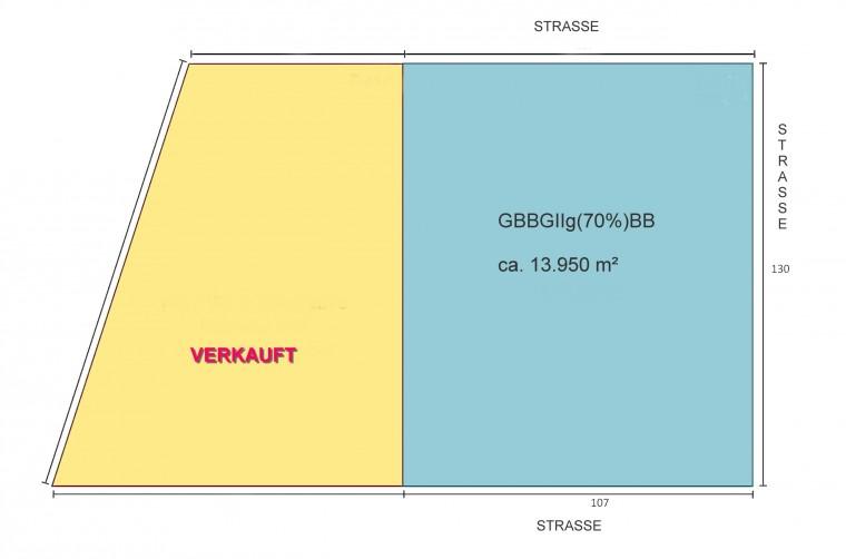 SELTENHEIT - Betriebsbaugrund 14.000 m² - 1220 Wien Bereich Großenzersdorfer Straße (Objekt Nr. 050/01322)