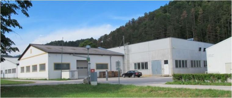 Miete - Betriebsobjekt - Produktionshallen/Lagerhallen - Bereich Wöllersdorf / Pernitz (Objekt Nr. 050/01726)