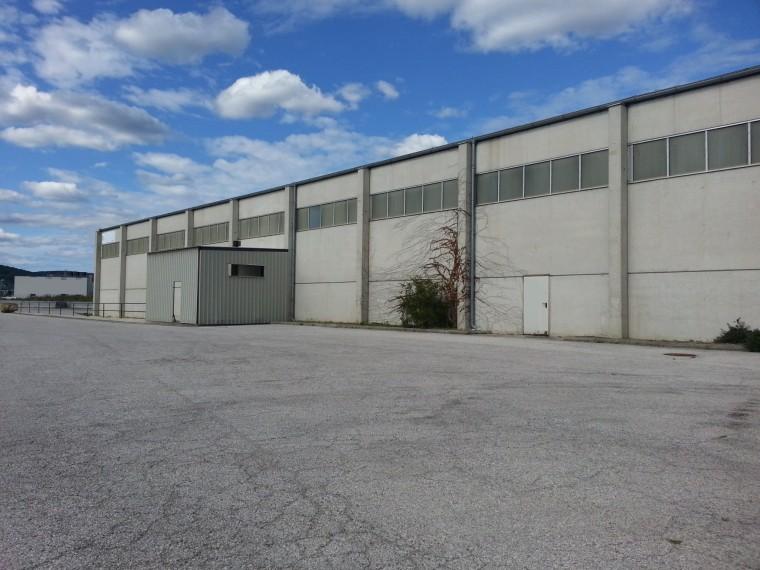 Miete - Lagerhalle ca. 2.300m², nähe Wiener Neustadt, Autobahnanschluss A2 Wöllersdorf (Objekt Nr. 050/01768)