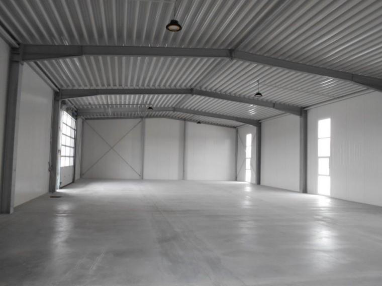Ihr neuer Firmensitz - Nähe Korneuburg - Erstbezug 500 m² Halle und 160 m² Büro - Neubau -Miete (Objekt Nr. 050/01769)