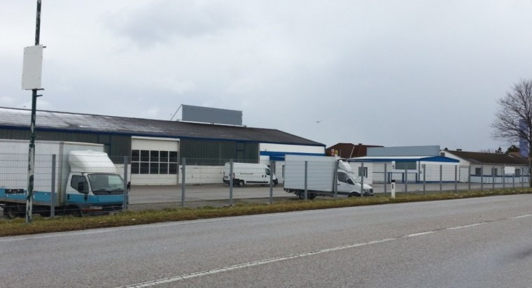 Kaufobjekt, 2601 Sollenau, beste Lage im Industriegebiet, Nutzfläche 1.630m² (Objekt Nr. 050/01772)