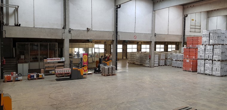 Miete - Logistik-/Betriebsobjekt/Firmensitz/Lager ca. 1.800m² im IZ-NÖ Süd, 2351 Wiener Neudorf (Objekt Nr. 050/01775)