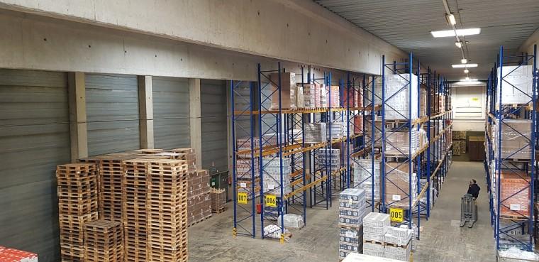 Miete - Betriebsobjekt/Firmensitz/Lager mit Büro im IZ-NÖ Süd, 2351 Wiener Neudorf (Objekt Nr. 050/01777)