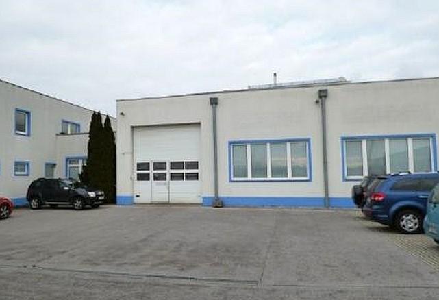 Miete, repräsentatives Betriebsobjekt 1230 Wien ca. 830 m² Nutzfläche, Industriegebiet Laxenburger Strasse (Objekt Nr. 050/01797)