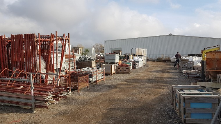 BBG in MIETE - PACHT MIT BAURECHT_2.800m² - ABSTELLPLATZ südöstliche Grenze Wien/Schwechat (Objekt Nr. 050/01859)