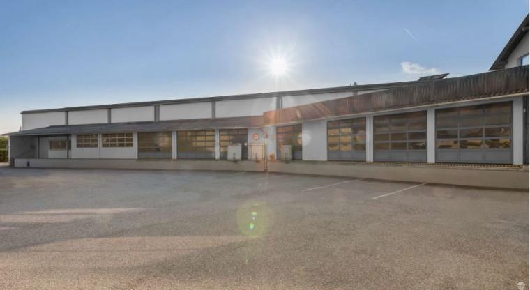 Mietobjekt, Betriebsobjekt ca. 2.300 m² Lager in 2620 Neunkirchen, Logistikeignung (Objekt Nr. 050/01919)